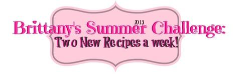 Two Recipes a Week logo