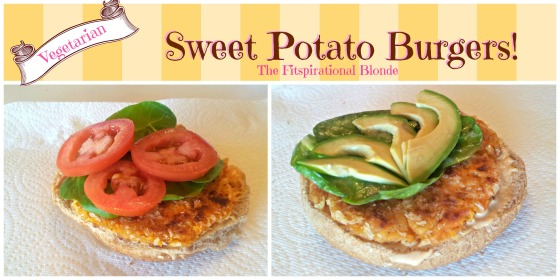 Veg Sweet Potato Burgers
