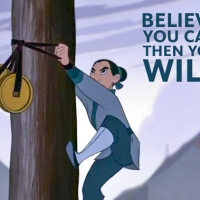 Get out of your comfort zone- Disney Fitspiration!